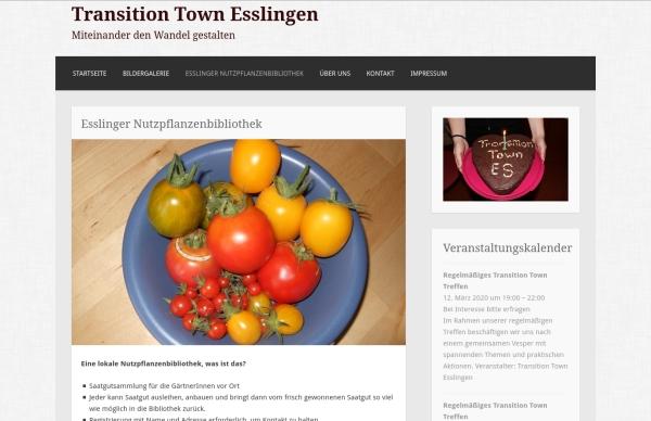 Saatgutbibliothek Esslingen